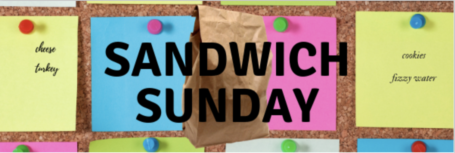 sandwich sunday