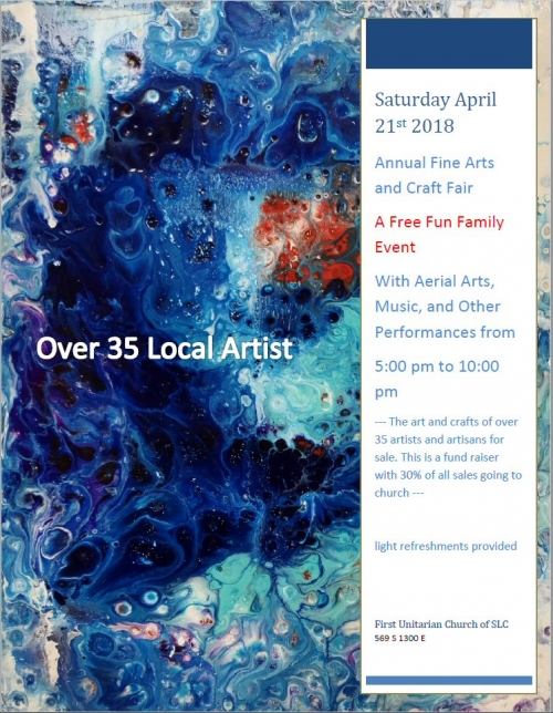 Annual Fine Arts & Craft Fair 2018
